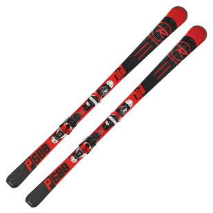 Pursuit 600 Cam/SPX12 K Dual - Skis alpins de piste pour homme