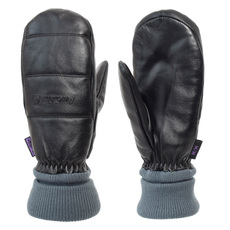 Luna - Women's Leather Mitts
