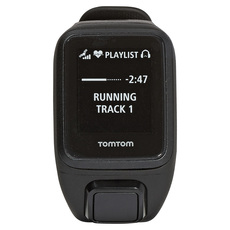 Spark 3 Cardio + Music GPS (grand) - Adult Fitness Watch