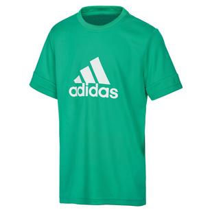 YB Gear Up - T-shirt d'entraînement pour garçon