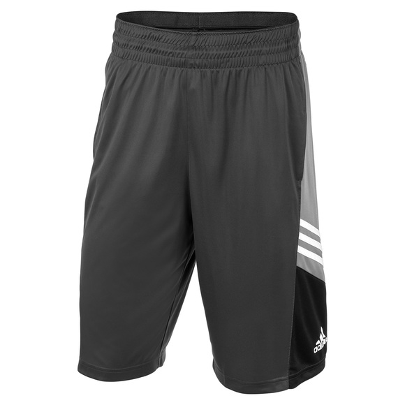 Team Speed - Short de pratique de basketball pour homme