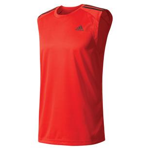 D2M - T-shirt d'entraînement sans manches pour homme