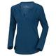 Go Everywhere - Women's Henley Long-Sleeved Shirt  - 0