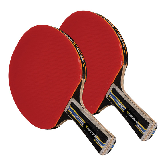 Premier 4 Star - Raquettes de tennis de table (2)