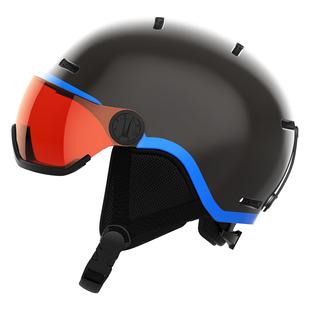 Grom Visor Jr - Junior Helmet with Integrated Visor