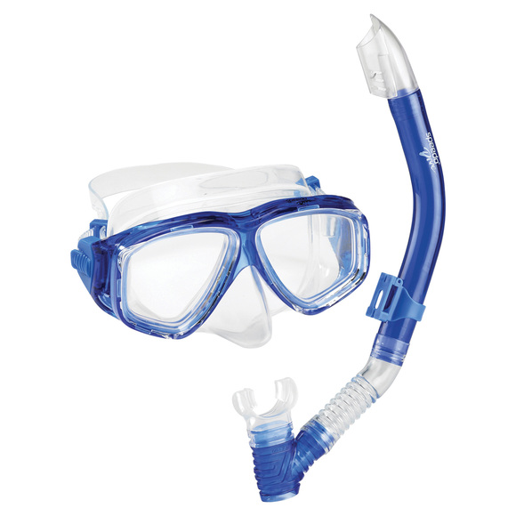 Adventure Combo Sr - Adult Mask And Snorkel