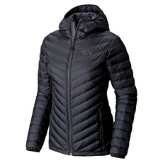 Micro Ratio - Women's Hooded Down Jacket
