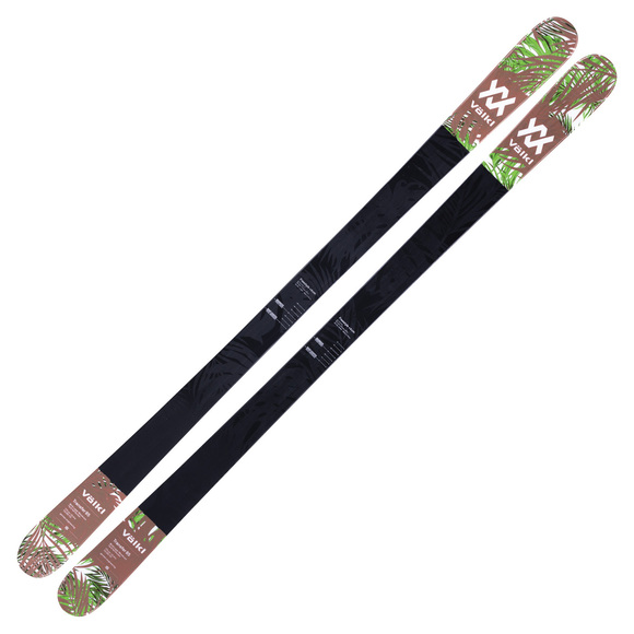 Ski Transfer 85 - Adult Twin Tip Freestyle Alpine Ski