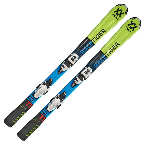 Racetiger/vMotion Jr - Skis alpins pour junior
