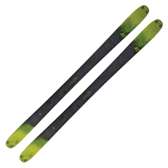 Sight - Adult Twin Tip Freestyle Alpine Skis