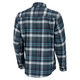 Performance Flannel Plaid - Men's Long-Sleeved Shirt  - 1