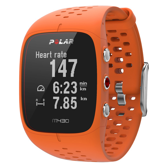 M430 (M/L) - Adult Running Watch With GPS
