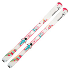 Famous 4 /Xpress 10 W - Women's Carving Alpine Skis