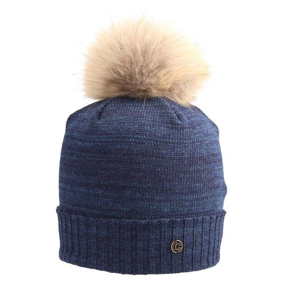 Isabelle - Tuque en laine mérinos pour adulte