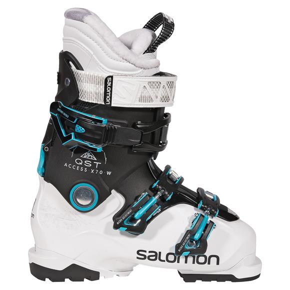 quest femme salomon chaussure x70 ski access dstQhxrC