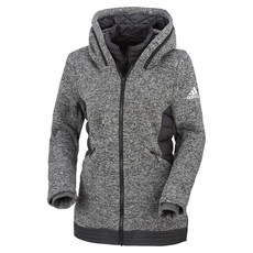 Nuvic Hybrid 2 - Women's Hooded Jacket