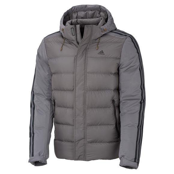 Itavic 3S - Manteau en duvet à capuchon pour homme