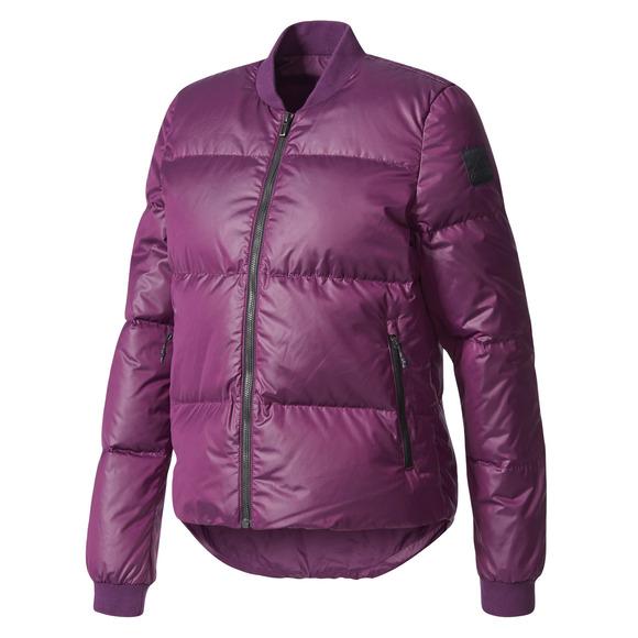 Nuvic Puffa - Manteau isolé pour femme