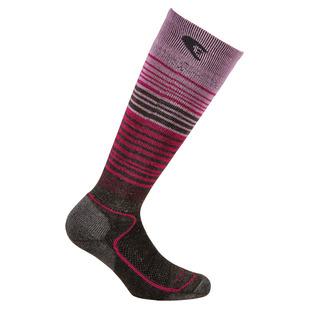 AFMW Midweight - Women's Half-Cushioned Ski Socks