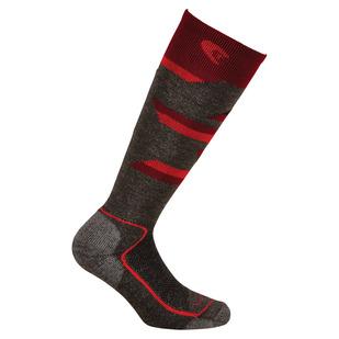 AFMM Midweight - Men's Half-Cushioned Ski Socks