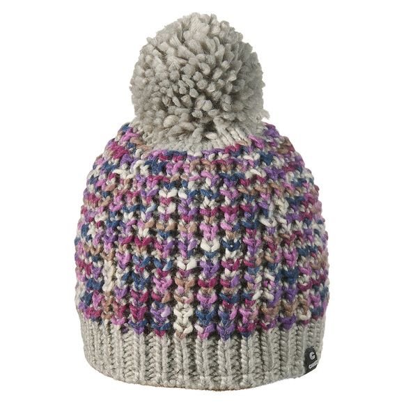 Annabelle - Women's Tuque with Pompom