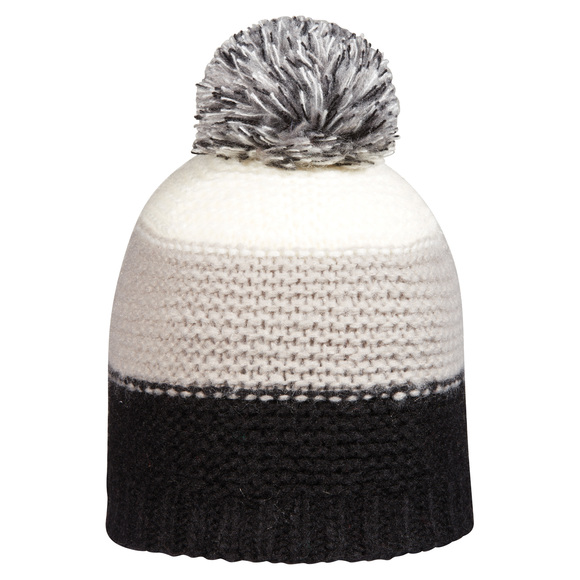 Kate - Women's Tuque with Pompom
