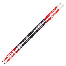 Motion Skintec + PACS CL - Women's Waxless Cross-Country Skis