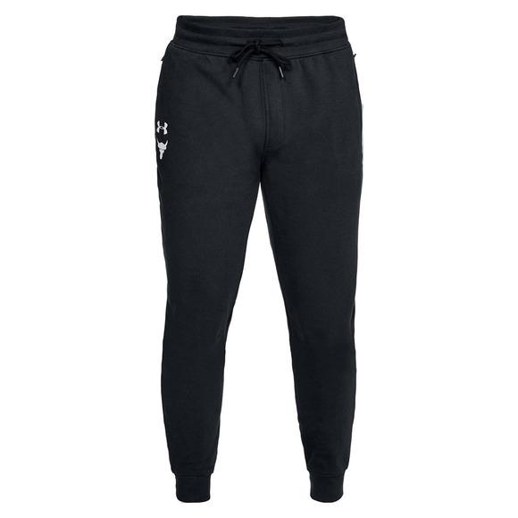 x Project Rock Threadborne - Pantalon en molleton pour homme