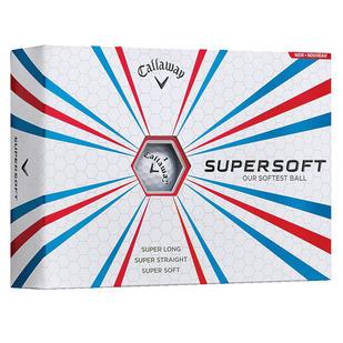 Supersoft 17 (12) - Boîte de balles de golf