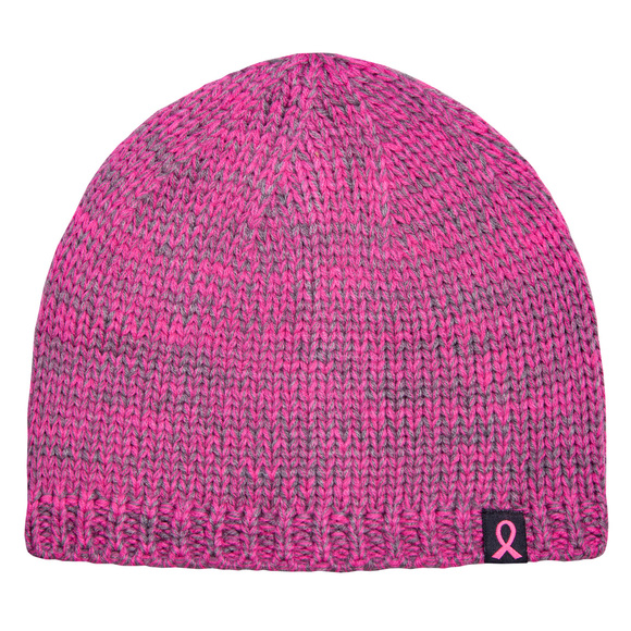 Tuque en tricot pour adulte - Pour soutenir la Fondation du cancer du sein