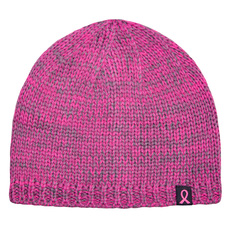 Adult Knit Beanie - In Support of Canadian Breast Cancer Foundation