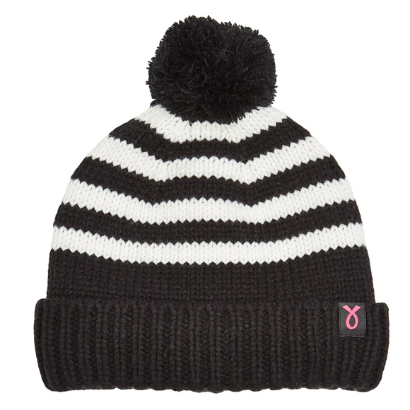 Adult Knit Tuque - In Support of Canadian Breast Cancer Foundation