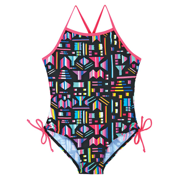 Adl Sides - Girls' One-Piece Swimsuit