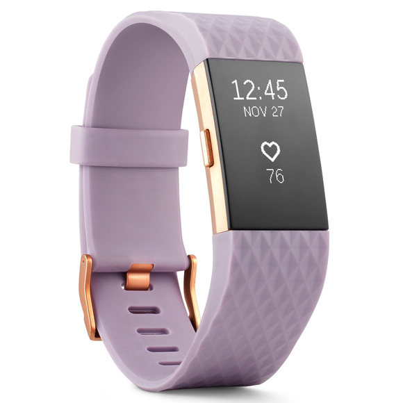 Charge 2 Special Edition (Small) - Activity and sleep tracker with wrist-based heart rate sensor