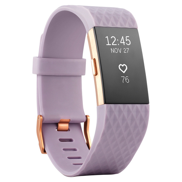 Charge 2 Special Edition (Large) - Activity and sleep tracker with wrist-based heart rate sensor