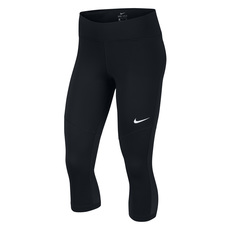Fly Victory Crops - Women's 3/4 Running Tights