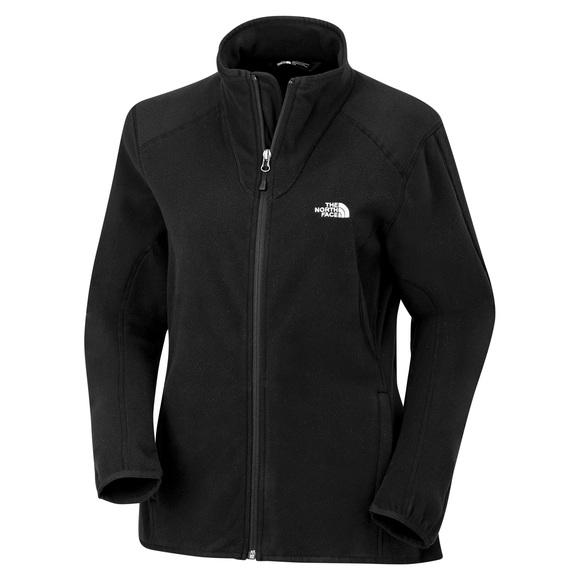 Natasha TKA 100 - Women's Polar Fleece Full-Zip Jacket