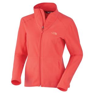 Natasha TKA 100 - Women's Polar Fleece Full-Zip Sweater