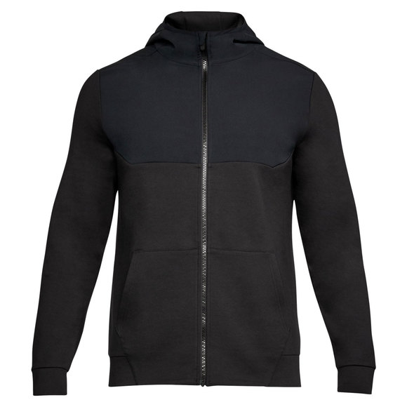 Unstoppable - Men's Full-Zip Hoodie