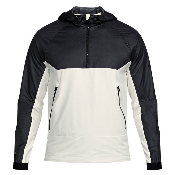 Unstoppable - Men's Hooded Windbreaker