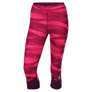 TechFit - Women's Fitted Capri Pants