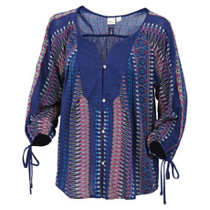 Uptown River - Women's Blouse