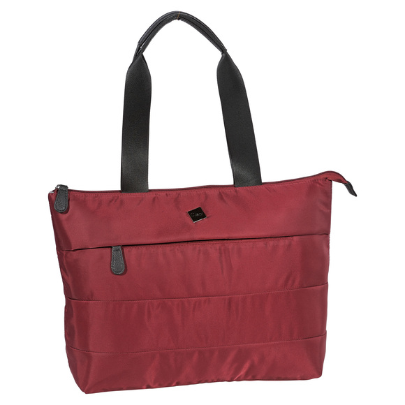Horizontal Quilted- Women's Lunch Bag