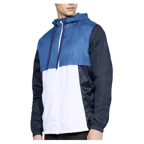 new styles 0f6b3 51a55 UNDER ARMOUR SportStyle - Men s Hooded Jacket   Sports Experts