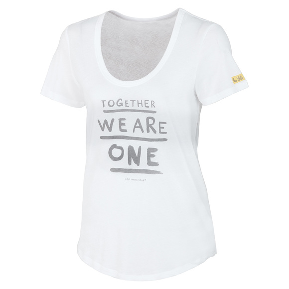 Bay White Tour - T-shirt pour femme