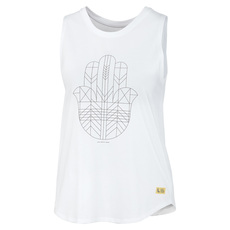Kalani White Tour - Women's Tank Top