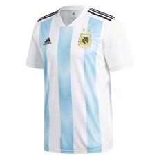 Russie 2018 - Argentine (à domicile) - Jersey réplique pour adulte