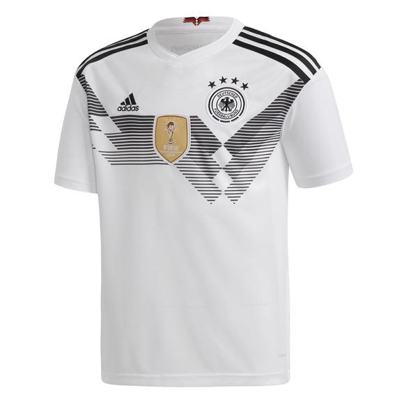 Russie 2018 - Allemagne (à domicile) - Jersey réplique pour junior