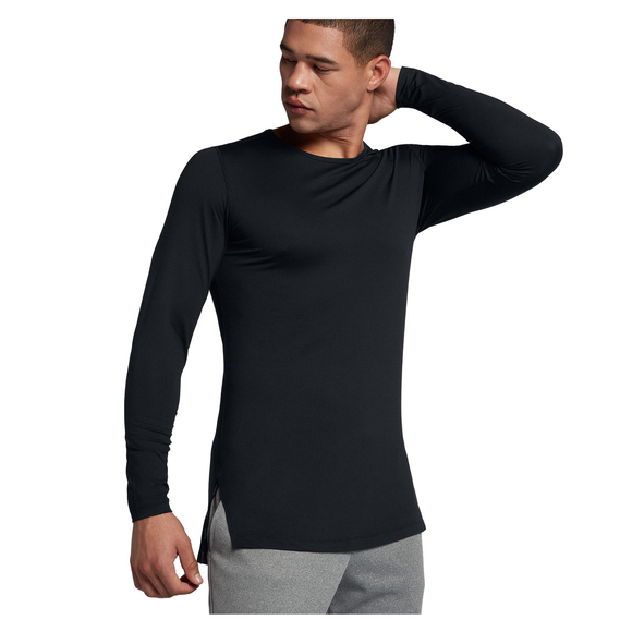 AA1587 - Men's Training Long-Sleeved Shirt