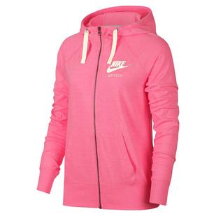 Sportswear - Women's Full-Zip Hoodie